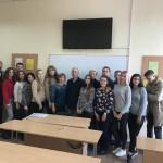 Державний іспит студентів - магістрантів групи ДКІ-І17 мг  складено. 2018 рік